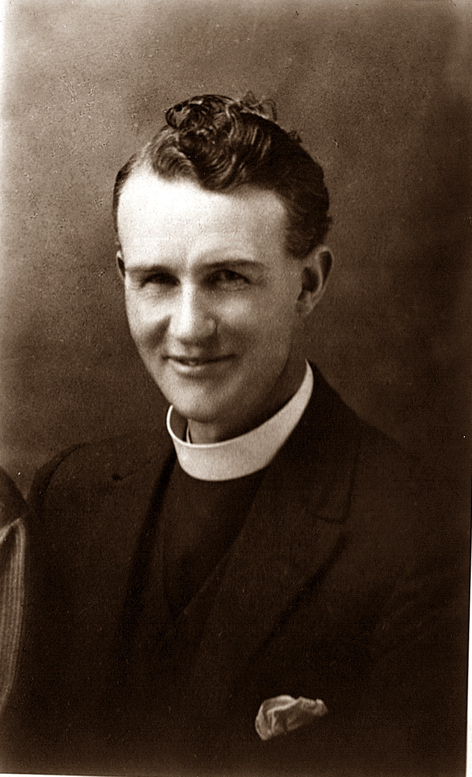 Rev. J. Rhedynog Evans