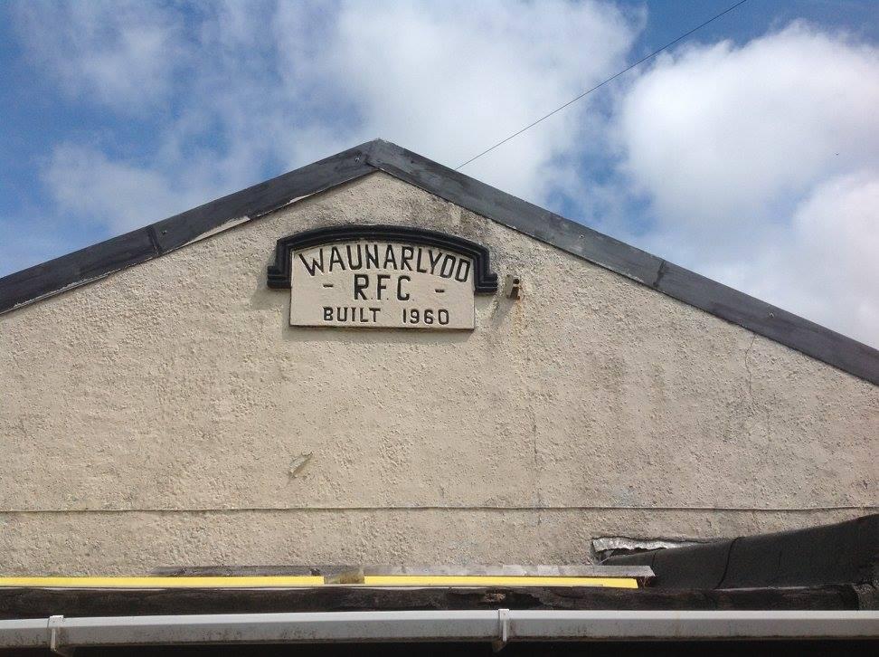 Waun RFC clubhouse