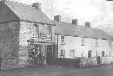 Georges Corner shop
