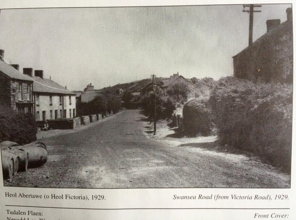 Junction of Victoria & Swansea Rd
