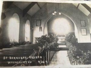 inside St Barnabas