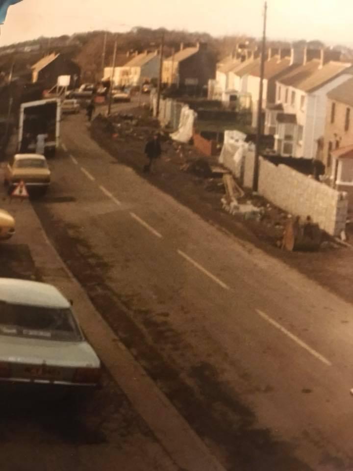 Widening of Swansea Rd