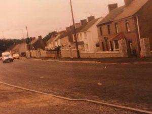newly widened Swansea Rd